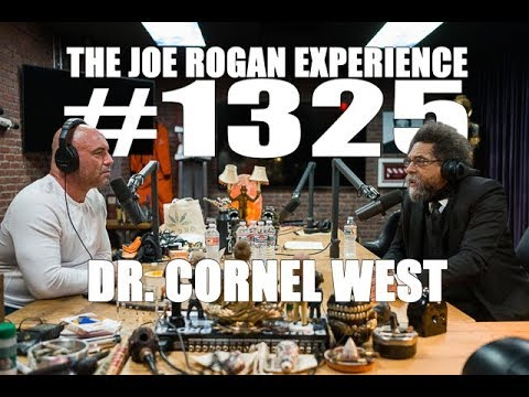 Dr Cornel West on the Joe Rogan Podcast